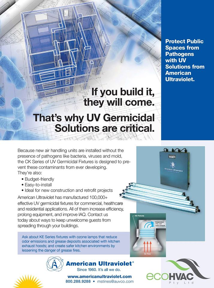 prevent contaminants in HVAC Systems