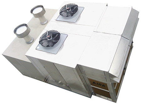 aira idc indirect heating cooling