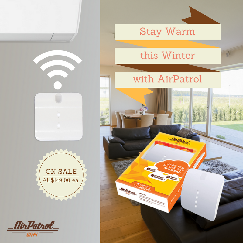 stay warm this winter with airpatrol