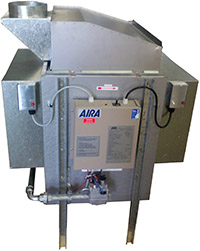 aira sd du gas fired duct furnaces