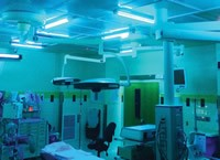 operating theatre uvc disinfection