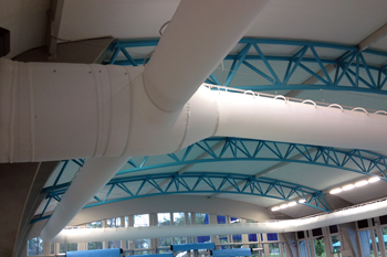 DuctSox Fabric Textile Ducting