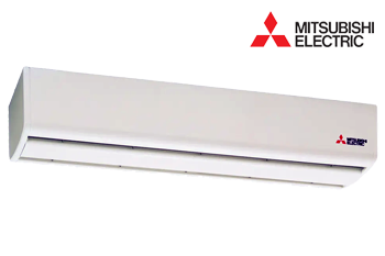 Mitsubishi Electric Commercial Air Curtain