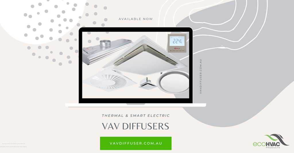VAV Diffuser New Product Launch Announcement
