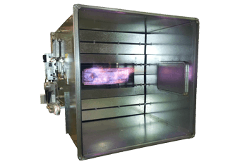 Aira GDH Series Direct Fired Duct Heaters