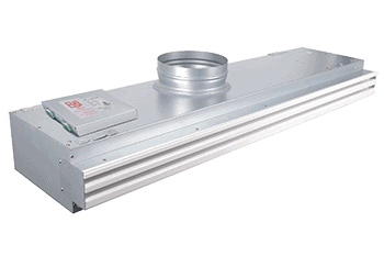 Smart Electric Linear VAV Diffuser