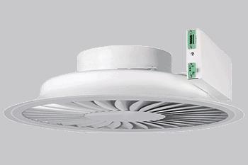 Smart Electric Round Swirl VAV Diffuser