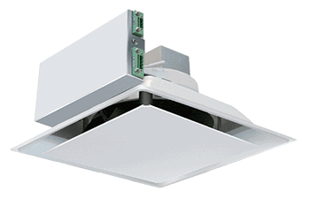 Smart Electric Square VAV Diffuser Small