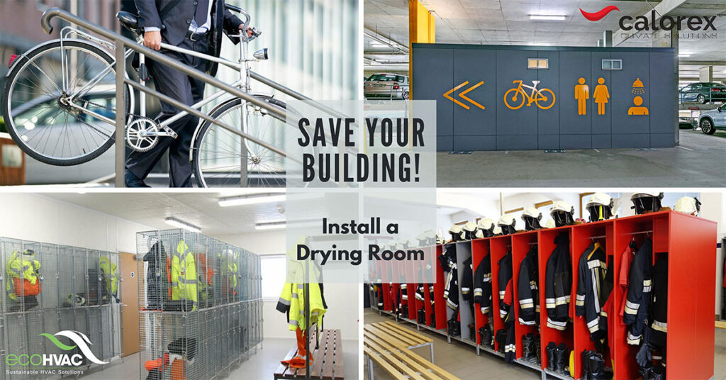 Installing a Drying Room Could Save Your Building