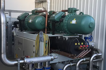 Water Cooled Chillers and Heat Pumps